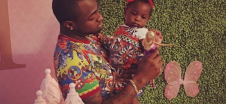 Davido reveals he's expecting second child