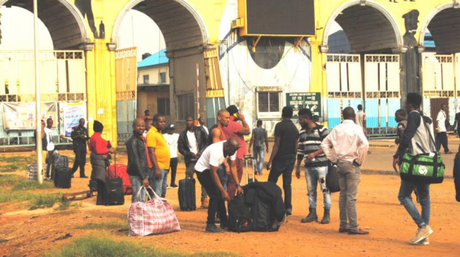 Nigerians deported Belgium, Germany, four others