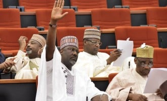 Signed petition for Melaye's recall submitted to INEC