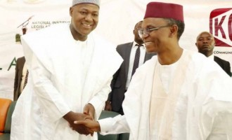El-Rufai: I have no problem with Dogara, he is my kid brother