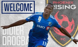 Didier Drogba joins US third tier club as player, co-owner