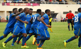 Enyimba to face Rwanda's Rayon Sports in quarter-final of CAF CC