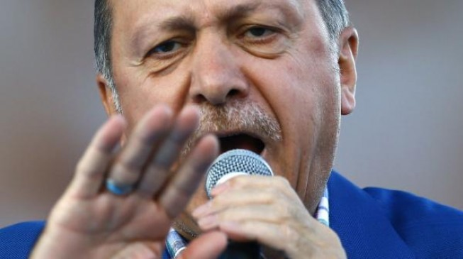 Shame on you, Turkish president blasts Trump over trade war