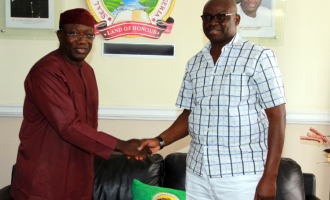 Fayose to Fayemi: If you contest against me in 2018, I'll give you another 16–0