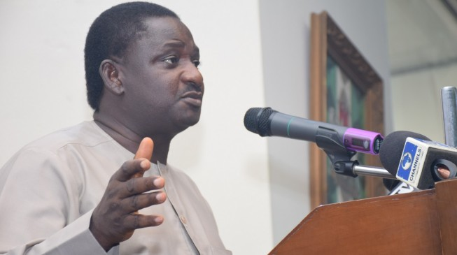 Buhari approved sack of DSS DG, says Femi Adesina