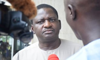 Femi Adesina: Majority of those appointed by Buhari aren't from north