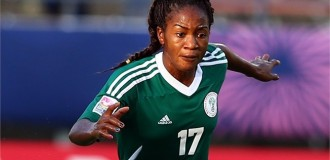 First time I played against Cameroon — they were like babies, says Falcons star