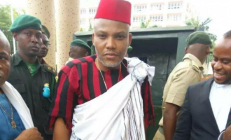 Nnamdi Kanu's bail conditions are 'draconian'