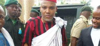 Nnamdi Kanu and dance of a cold-blooded python