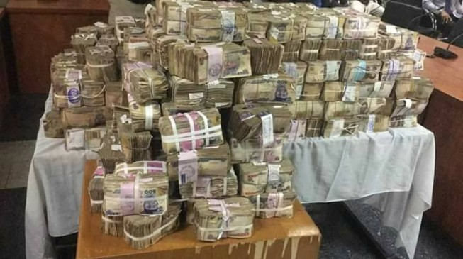 Court orders final forfeiture of N449m discovered in bureau de change