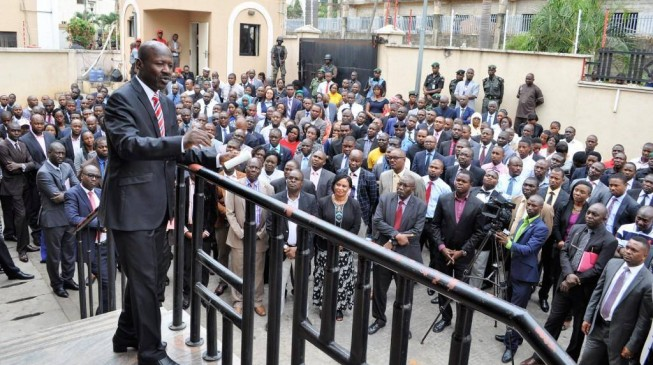 Nobody will stop us from fighting corruption, says Magu