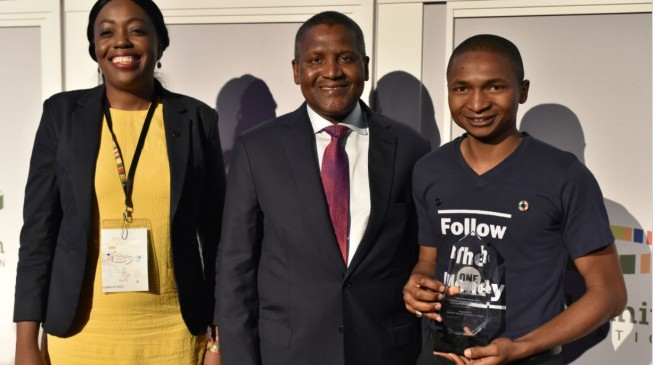 'Follow The Money' wins $100,000 as best initiative for SDGs in Africa