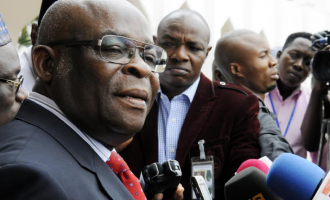 Onnoghen: There's no judicial gang up against anti-corruption war