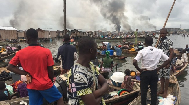 Otodo Gbame resident 'shot dead' as govt forces eject more people