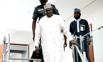 FLASHBACK: 'Who is the presidency?' — how Babachir Lawal reacted to the news of his suspension
