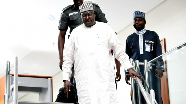 Finally, Buhari Sacks Babachir Lawal, Appoints Mustapha New SGF