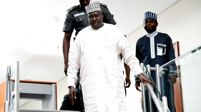 Finally, PMB Sacks Lawal, Oke, Appoints Mustapha New SGF