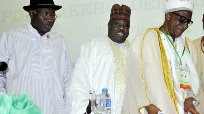 Jonathan's committee has no relevance, says Sheriff's PDP