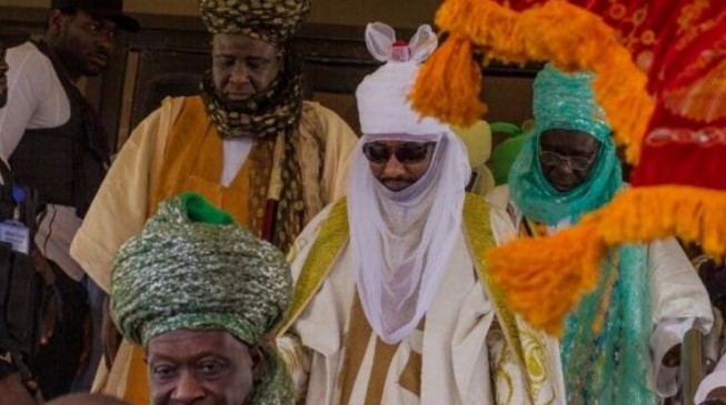 Kano Assembly suspends probe of Emir Sanusi after Osinbajo, IBB intervention