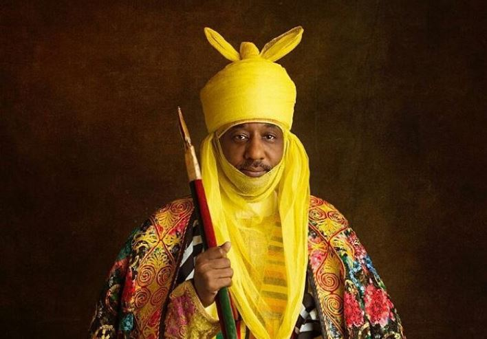 Sanusi the Monarch