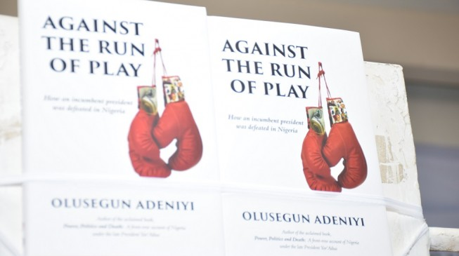 Why I wrote 'Against The Run of Play'