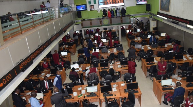 NSE hits N13trn mark — first time since 2014