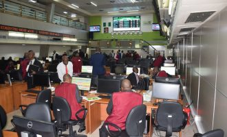 NSE escapes 40-day low by whiskers
