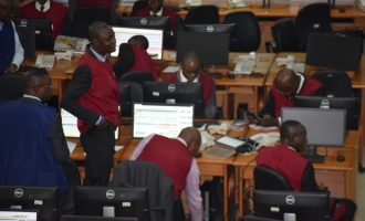 NSE listed among best five performing stock exchanges