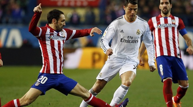 Spanish delight: Real, Atletico to clash in Champions League semi-final
