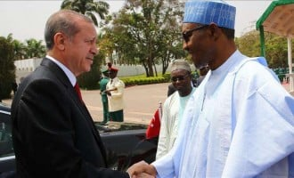 'And people are shot at when they ask for Biafra' — reaction to Buhari's praise of Turkey's referendum
