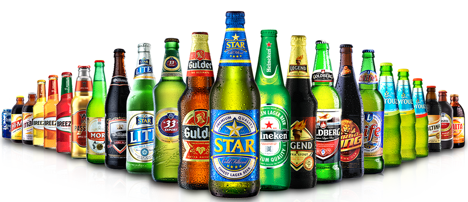 how to ask for beer in nigeria