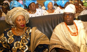 Disasters will happen after my son's wedding, says Obasanjo's wife