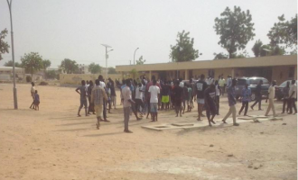 Suicide bomber blown up while waiting to attack UNIMAID students