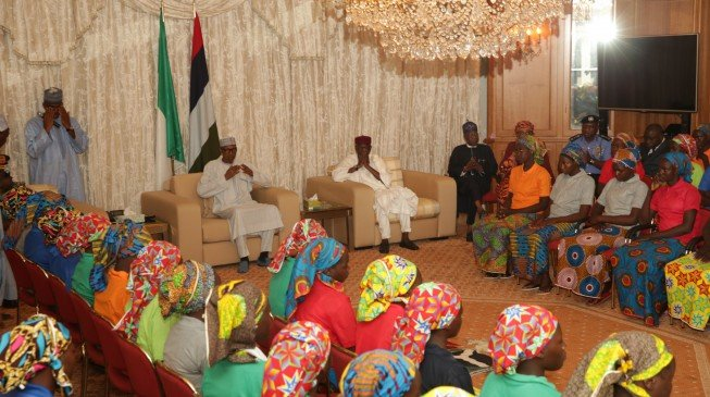 BBOG: Boko Haram not defeated until all Chibok girls are rescued — according to Buhari