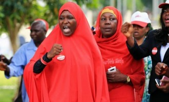 TRENDING VIDEO: BBOG co-convener, Aisha Yesufu, asks Buhari to resign
