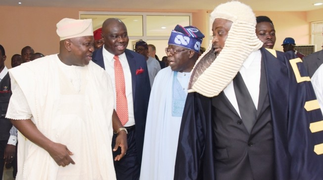 Ambode: The legislature is first casualty of military incursion