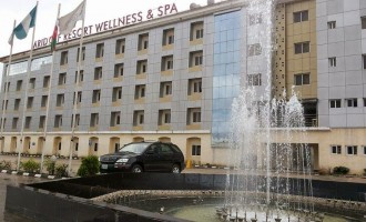 'Militants' attack FIRS officials at Patience Jonathan's hotel