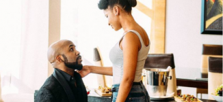 Banky W & Adesua, Temi & Mr Eazi… celebs who went public with their relationships in 2017