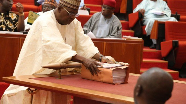 Senate raises 2017 Budget to N7.441trn