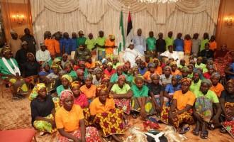 FULL LIST: Presidency releases names of freed Chibok girls