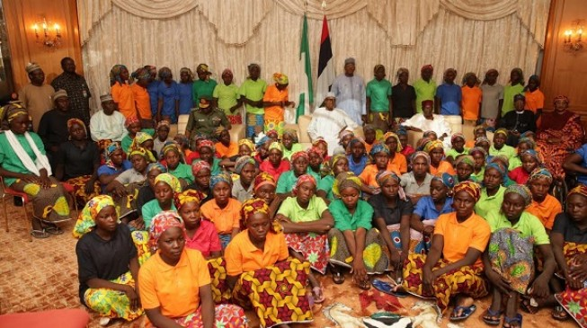 LP: Chibok girls were never kidnapped… they were used to destroy Jonathan's image