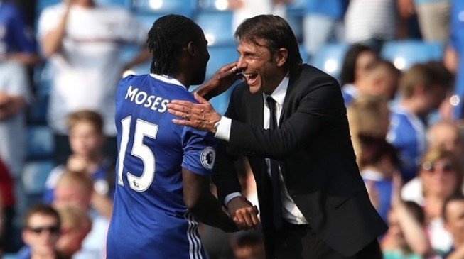 Conte defends Moses after FA Cup final dive: He was exhausted!