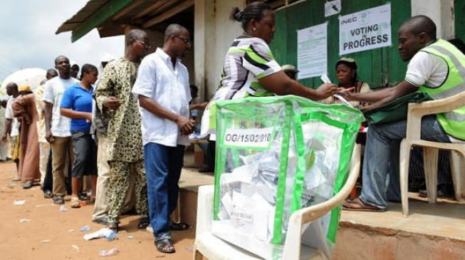 'No e-voting, card readers compulsory for accreditation' — the new electoral act adopted by reps