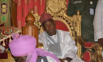 Ganduje: My opponents complain that I sleep at public functions