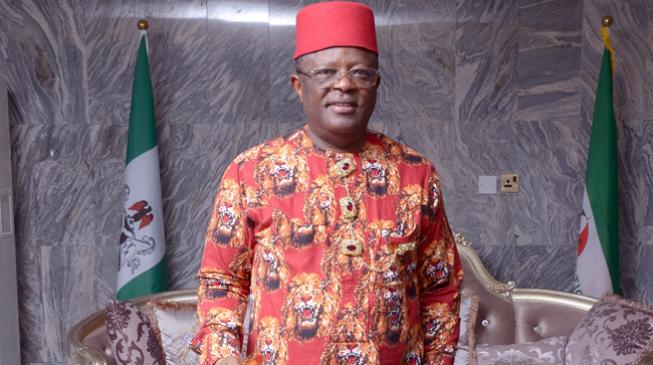 Ebonyi suspends income tax, traders' permit