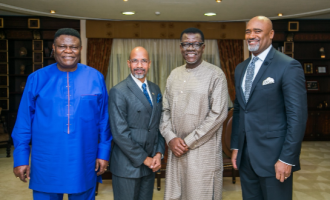 Bismark, Okonkwo minister at House on the Rock's purpose and destiny conference