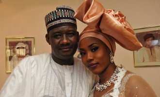 Wedding of IBB's daughter