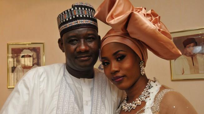 Wedding of IBB's daughter