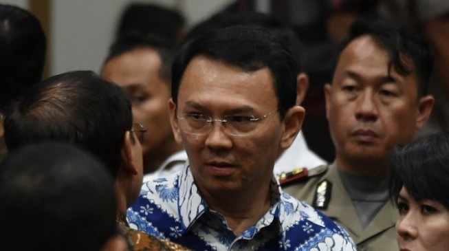 Jakarta Former Governor Ahok Found Guilty Of Blasphemy