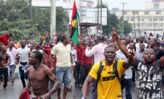 Crackdown on IPOB is FG's 'tactic to thwart restructuring'